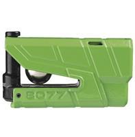 Ηλεκτρονική Κλειδαριά Δισκοφρένου ABUS Granit Detecto X-plus 8077 GD Πράσινη