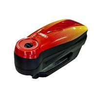Ηλεκτρονική Κλειδαριά Δισκοφρένου ABUS Detecto 7000 RS1 Red